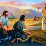 5. Pred Isusovim pozivom (Mk 1,16-20)