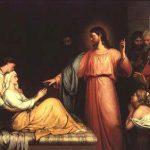 7. Ozdravljenje Petrove punice i mnoštva (Mk 1,29-34)