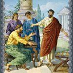 16. Drugo misijsko putovanje: Makedonija i Grčka (Dj 15,36 – 18,22); pripreme i početak puta (15,36-41)