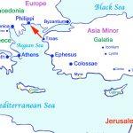 17.  Prva postaja: Likaonija (Dj 16,1-5); ulazak u Evropu – Filipi (16,6-40)