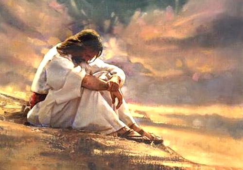 Isusova kušnja u pustinji   Sveto Pismo