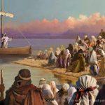 15. Narod odasvud grne za Isusom (3,7-12)